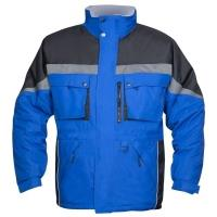Zimní bunda MILTON modrá vel. XXXXL