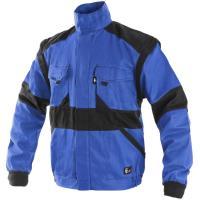 Zimní pracovní bunda Canis LUXY HUGO modro-černá, vel. 62