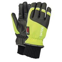 Zimní pracovní rukavice Červa 1st Winter černo-žluté vel. 10 f10940b6ac
