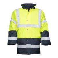 Zimní reflexní bunda hi-viz REF 601 vel. L