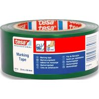 Značkovací páska TESA Flex Premium 33 m x 50 mm zelená 180 µm