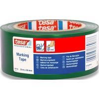 Značkovací páska TESA Flex Premium zelená PVC 180 µm