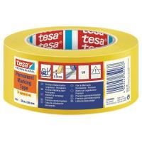 Značkovací páska TESA Flex Premium žlutá PVC 180 µm